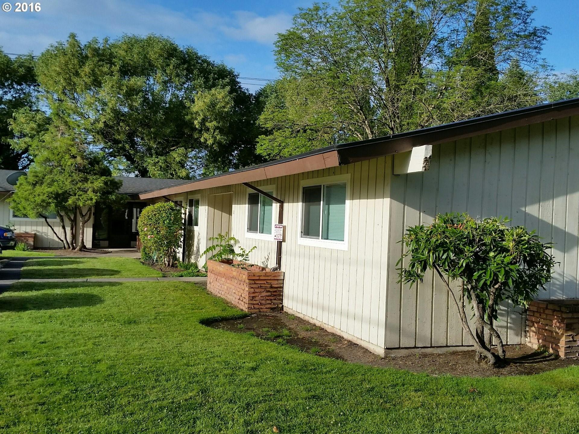 Investment Real Estate Beaverton Oregon Property